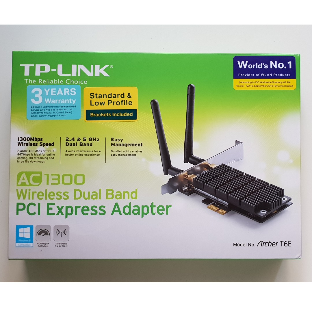 tp link pcie wifi card driver