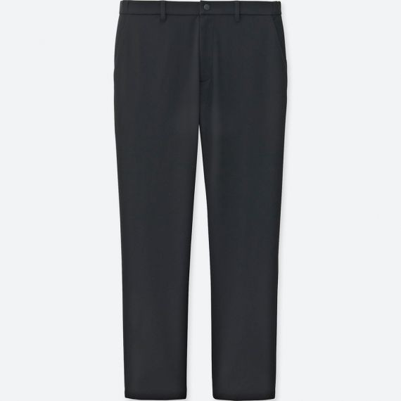 Uniqlo Ultra Stretch Dry Ex Ezy Ankle Pants