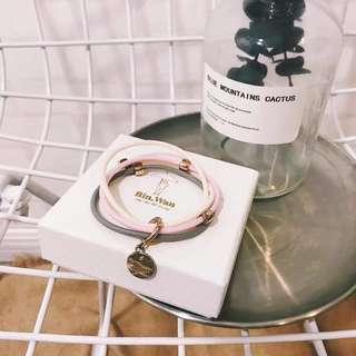 🚚 正品 Bin.Wan binwan 時尚香氛驅蚊手環 造型手環