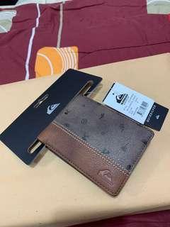 Quicksilver wallet original new