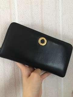 割價💗vintage Celine long wallet 復古長銀包