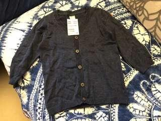 H&M針織外套