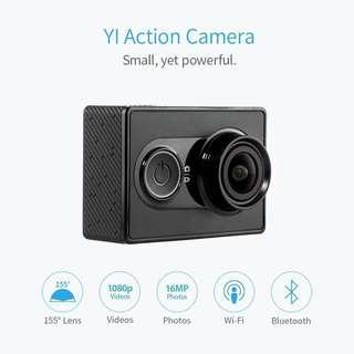 BNew Yi Action Camera