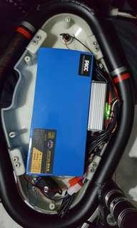 21ah 48v brand new Samsung AM Scooter battery with charger
