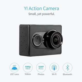 BNew Yi Action Cam