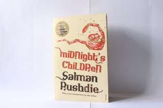 🚚 Midnight's Children Salman Rushdie Special 25th Anniversary Edition