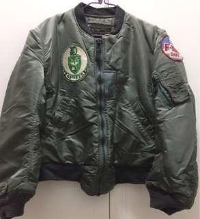 MA1 USAF jacket 古著