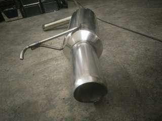 mugen power titanium
