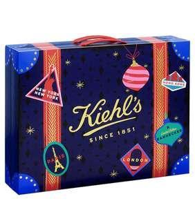Kiehl's Limited Edition Advent Calendar 2018 倒數日曆