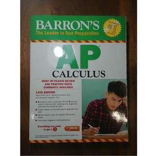 Barron's AP Calculus 14th Edition
