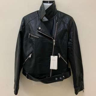 New Bershka Biker Jacket