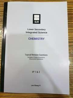 🚚 Integrated Science Lower Secondary Chemistry IP Assessment Book