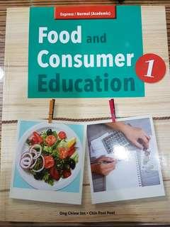 🚚 Food and Consumer Education Secondary One Textbook