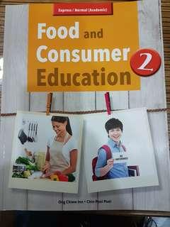 🚚 Food and Consumer Education Secondary Two Textbook