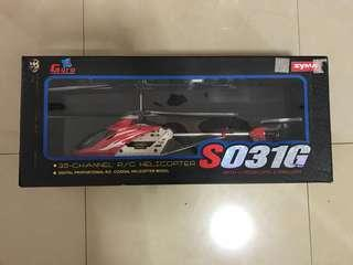 3.5 Channel R/C Helicopter