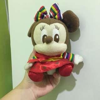 Korean Dress Minnie Mouse Soft Toys