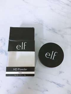 🚚  elf HD Powder 定妝蜜粉