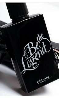 NETT Be The Legend EDT oriflame