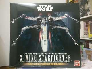 Star Wars X-Wing 1/48 Scale Plastic Model Kit