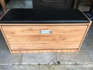Divan Shoe Cabinet Storage Furniture