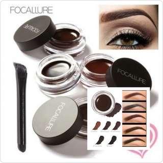 READY STOCK FOCALLURE Original eyebrow gel