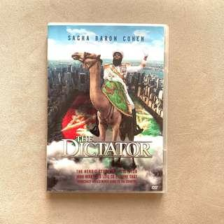 [Free Shipping 包郵] The Dictator DVD 大鈍裁者