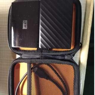 Selling Preloved WD My Passport 4TB External HD