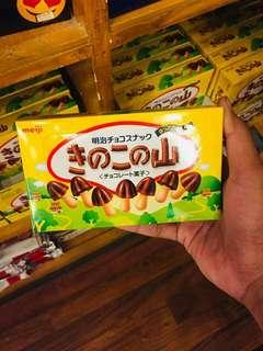 Meiji chocolate