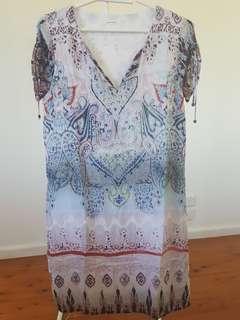 Promod Hobo Style Dress