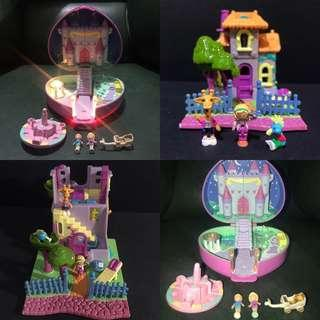 VINTAGE POLLY POCKET BUNDLE SALE
