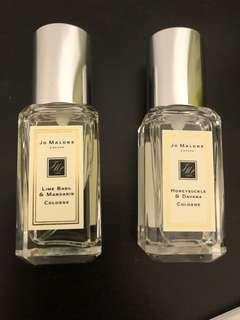 Jo Malone Parfum Set - 9 mL each