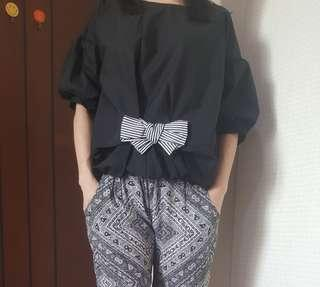 Black Top & Dress (2 items)