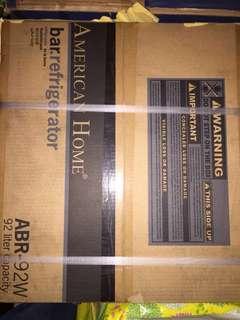 American Home Bar Refrigerator (New)