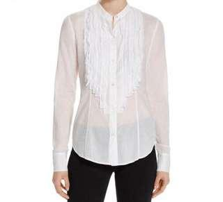 Theory blouse size S