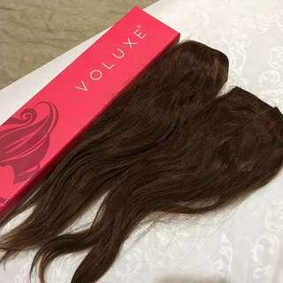VOLUXE Clip In Hair Extension
