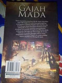 Novel Gajah Mada seri 1