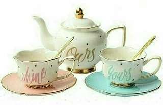 Porcelain Tea Sets