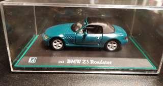 1:43 BMW Z3 Roadster