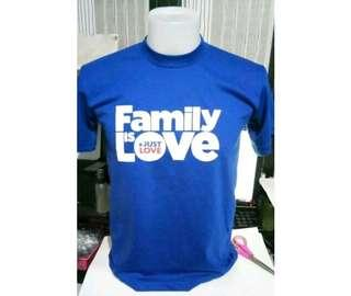 FAMILY IS LOVE T_SHIRT