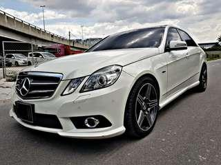 Mercedes e250 amg 2014