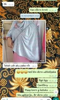 Gamis wolpech