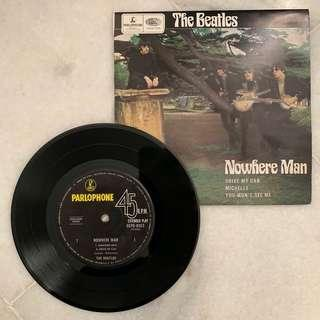 EP The Beatles - Nowhere Man