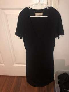 Wilfred free v-neck t-shirt dress