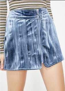 Dollskill velvet skirt