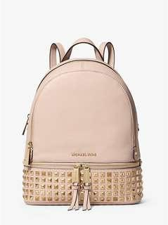 db4654d33208 michael kors backpack rhea authentic | Luxury | Carousell Singapore