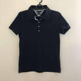 Navy Blue Tommy Hilfiger Polo