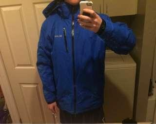 Men's Columbia Jacket Large