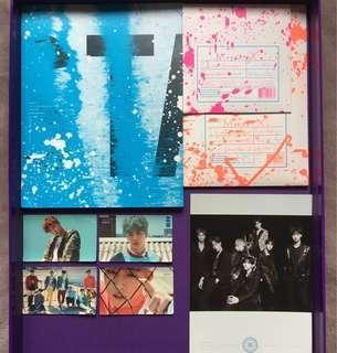 Shine Forever MONSTA X Official Album