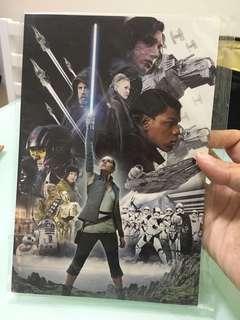 Star War notebook筆記本 星戰
