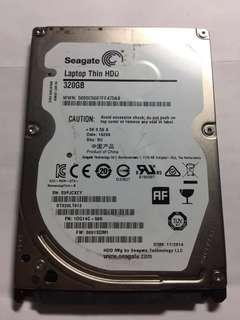 Lap TOP thin hdd 320G